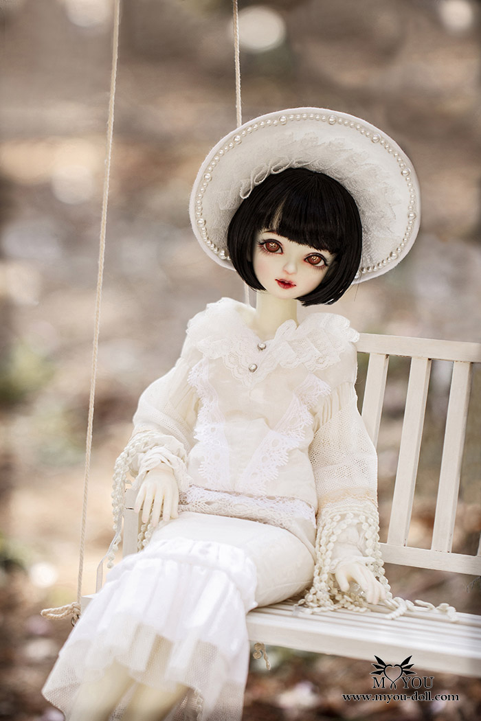 """Ling Wei"" of the ""Myou Doll"", image 9."